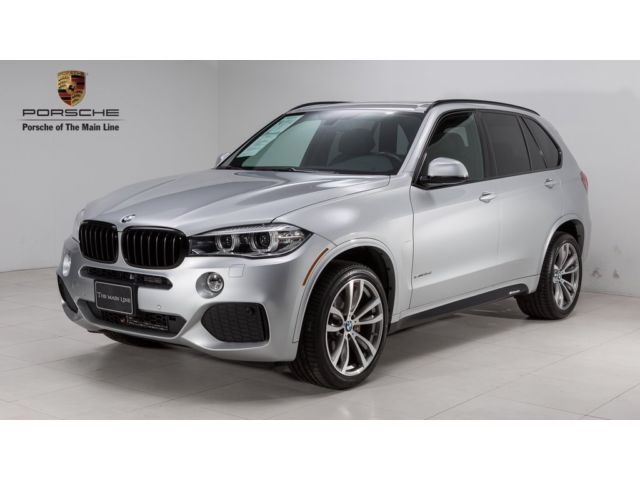 BMW : X5 xDrive35d xDrive35d Diesel SUV 3.0L NAV M Sport Cold Weather Package M Sport Package