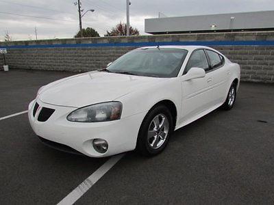 Pontiac : Grand Prix 4dr Sedan GT 4 dr sedan gt automatic gasoline 3.8 l v 6 cyl white