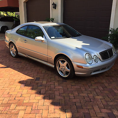 Mercedes benz clk 430amg cars for sale for 1999 mercedes benz clk 430