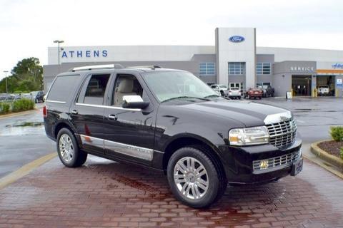 2012 LINCOLN NAVIGATOR 4 DOOR SUV