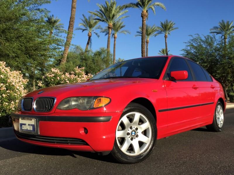 2002 BMW 3 Series 325i 4dr Sdn RWD
