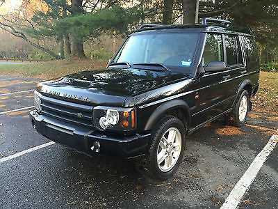 Land Rover : Discovery SE Sport Utility 4-Door 2004 land rover discovery se sport utility 4 door 4.6 l