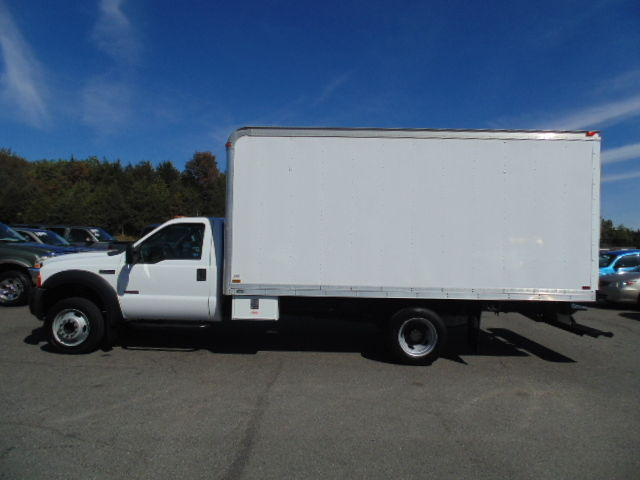 Ford : Other Pickups 2WD Reg Cab 2007 f 450 with 16 box body arp head studs upgraded egr cooler new oil cooler