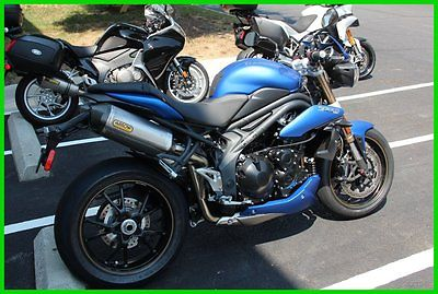 Triumph : Speed Triple 2014 triumph street triple r abs used