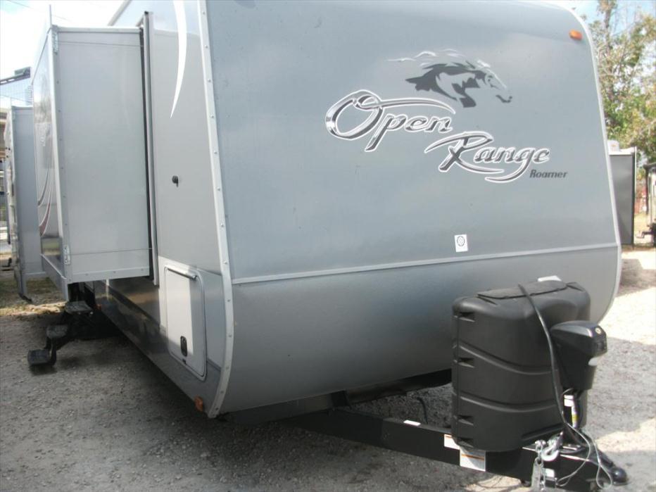 2016 Open Range Roamer 292RLS