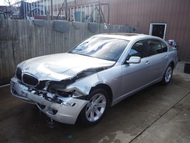 2006 BMW 750li