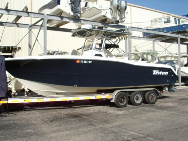 2006 Triton 2895 CC