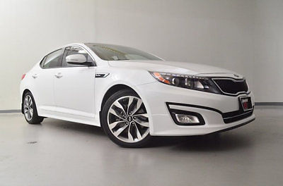 Kia : Optima 4dr Sedan SX Turbo 4 dr sedan sx turbo low miles automatic gasoline 2.0 l 4 cyl