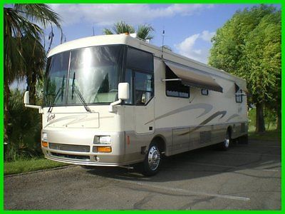 1996 Winnebago Vectra Grand Tour 35' Class A 275 HP Cummins Diesel Generator TV