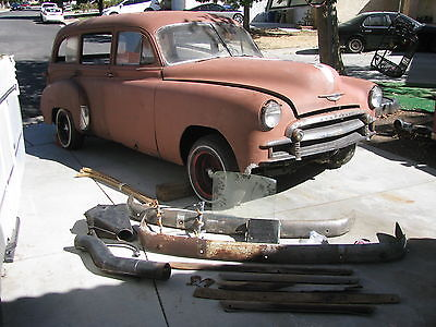 1950 Chevy Deluxe Cars For Sale