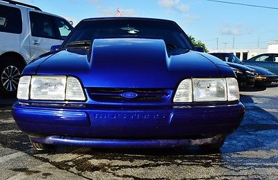 Ford : Mustang DART/BRODIX/FAST/ TURBO FORD TWIN TURBO STANG