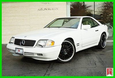 Mercedes-Benz : SL-Class Roadster 1996 mercedes benz sl 500 roadster 5 l v 8 32 v automatic low miles and pristine