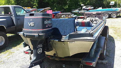 1987 Ranger Bass Masters Classic Edition Bass Boat