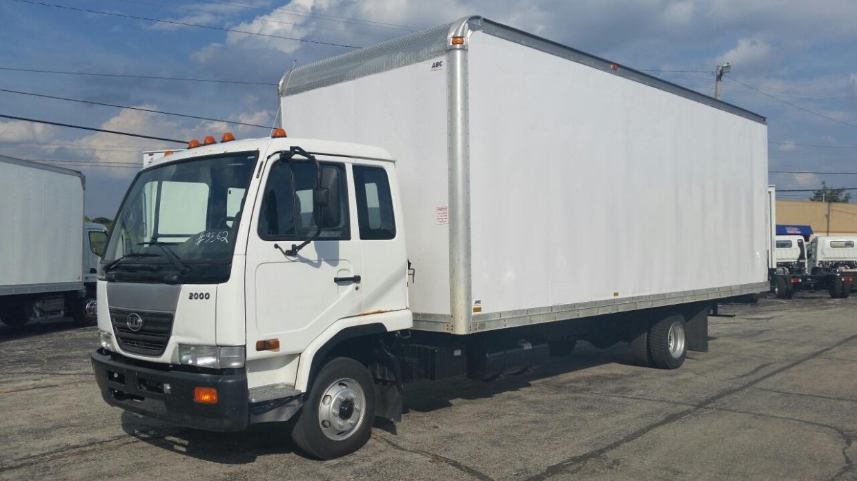 2008 Ud Trucks 2000