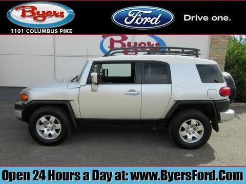 Toyota Fj Cruiser Delaware Cars For Sale