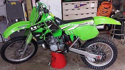 Kawasaki KX 1988 Kx 250