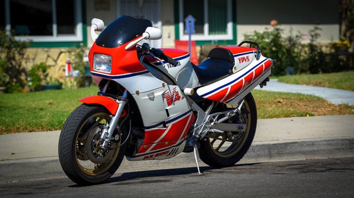 500 Rz Motorcycles for sale
