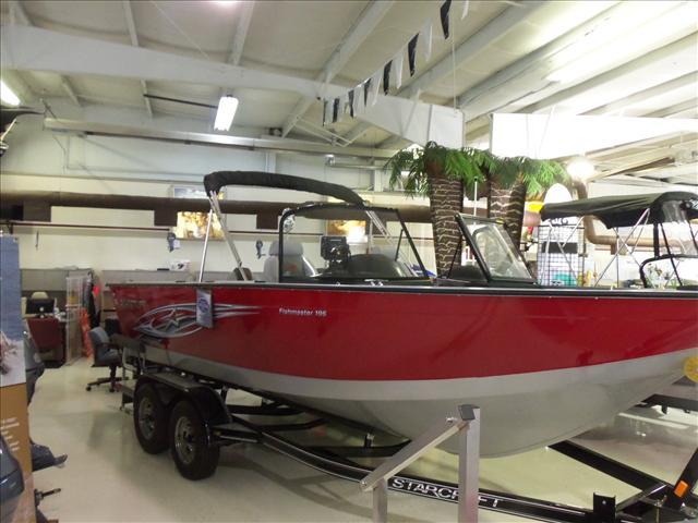 2015 Starcraft Fishing Boat Fishmaster 196