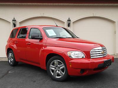Chevrolet : HHR LS 2010 chevrolet hhr 1 owner auto only 49 363 miles garaged clean documented