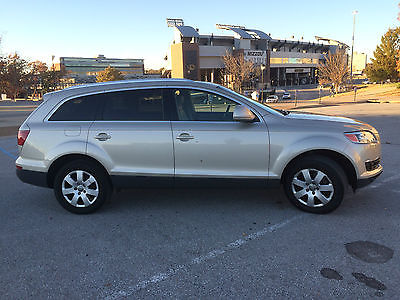 Audi : Q7 Luxury Sport Utility 4-Door 2007 audi q 7 luxury sport utility 4 door 3.6 l