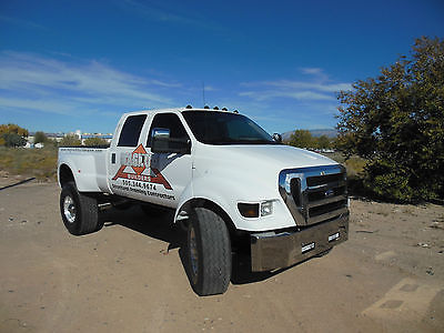 Ford : Other Pickups F-650 2000 ford f 650 four dour c 7 cat allison trans monster truck