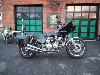 Honda : CB 1981 honda cb 900 custom 4 cy 5 speed hi low gears windjammer fairing nice bike