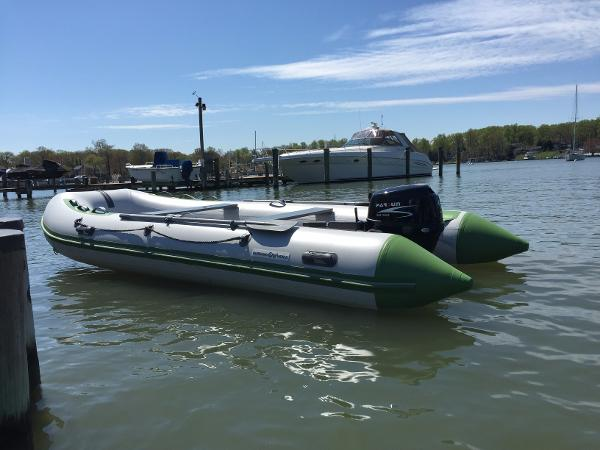 2014 Outboard World MD470 Rigid Inflatable Boat