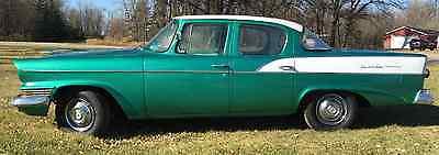 Studebaker : Scotsman 1958 studebaker scotsman