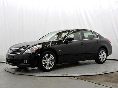 Infiniti : Other AWD Q40 AWD Nav Lthr Htd Seats Bose Moonroof 2K Must See and Drive Save