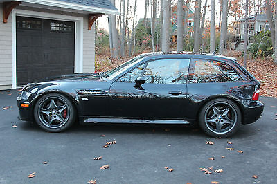 BMW : M Roadster & Coupe M Coupe Cosmos Black Z3 M Coupe with tasteful modifications