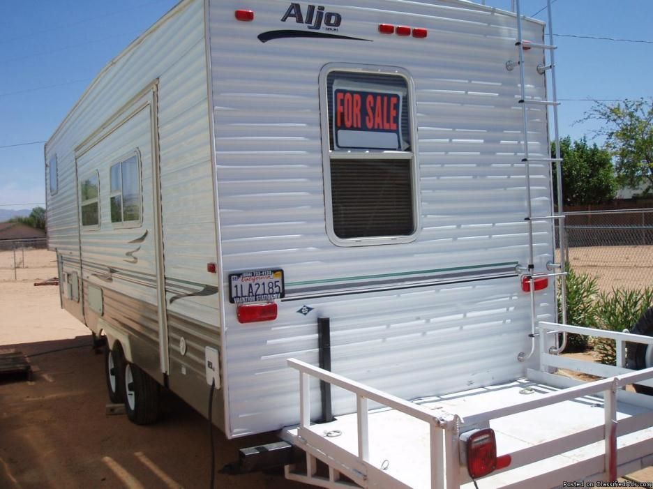 Aljo 5th Wheel Rvs For Sale