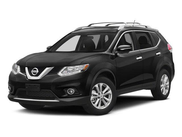 2015 NISSAN Rogue S 4dr Crossover (midyear release)