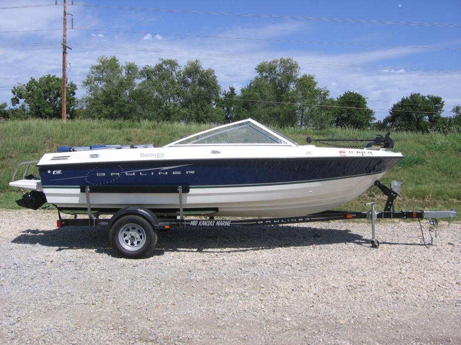 2011 Bayliner Discovery 195 EX