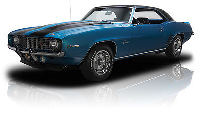 Chevrolet : Camaro Z/28 Documented Restored MacNeish Certified Camaro Z/28 302/290 HP V8 4 Speed