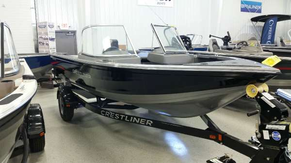 2015 Crestliner 1850 Fish Hawk WT