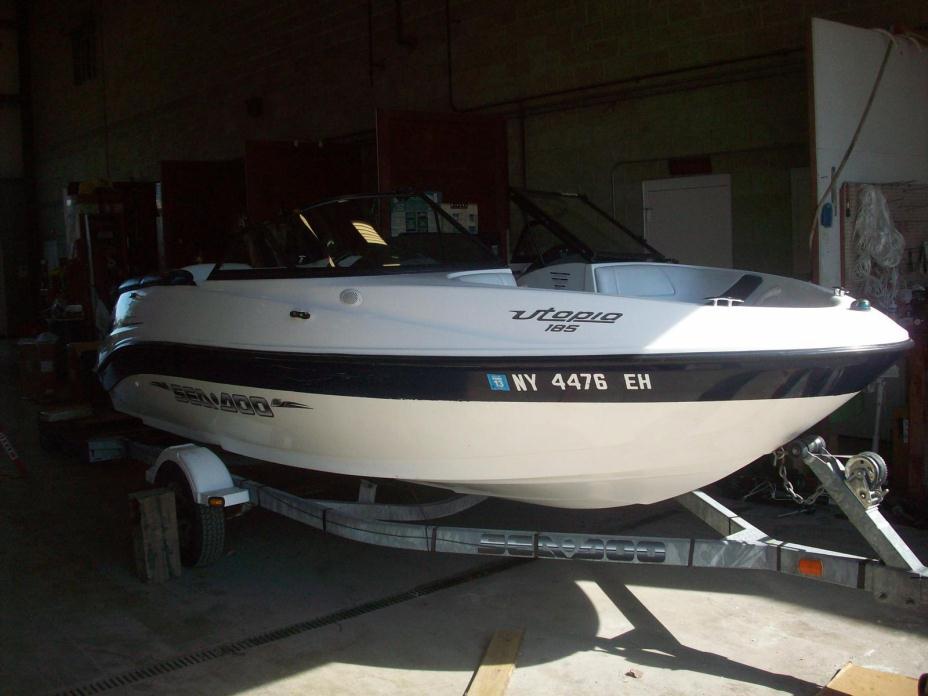 2002 Sea-Doo Sport Boats Utopia 185