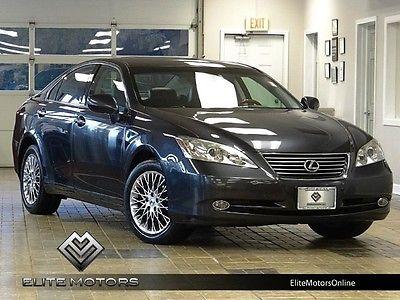 Lexus : ES Base Sedan 4-Door 07 lexus es 350 navi gps back up cam keyless go cd changer heated cooled 1 owner