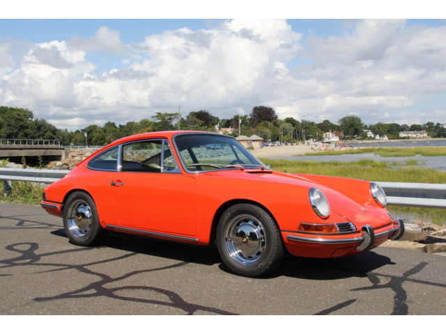 Porsche : 911 PORSCHE 911 1967 porsche 911 concours restored the finest most collectible on the market