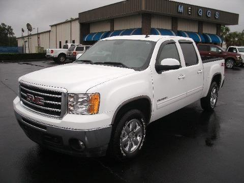 2012 GMC SIERRA 1500 4 DOOR CREW CAB SHORT BED TRUCK