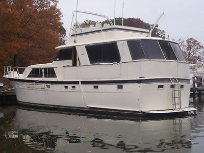 Hatteras Tri Cabin Boats for sale