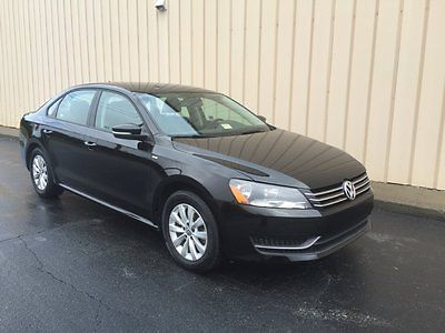 Volkswagen : Passat 1.8T Sedan 4-Door 2015 vw passat se loaded 1.8 turbo 34 mpg bluetooth xm aux like new flawless nice