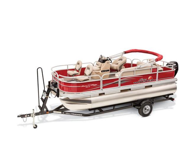 2016 Sun Tracker Fishing Bass Buggy 18 DLX