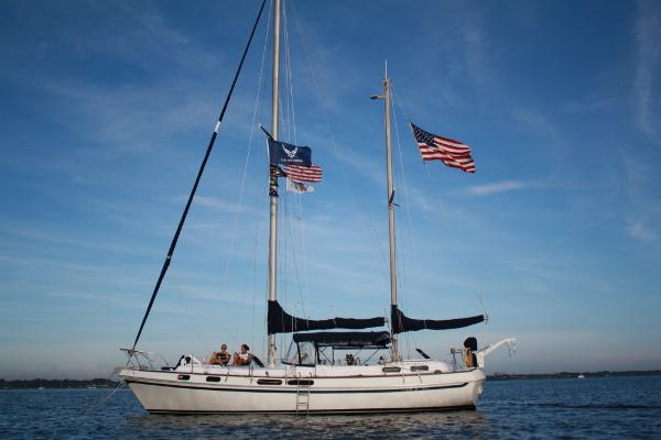 1975 Morgan 41 Out Islander Ketch