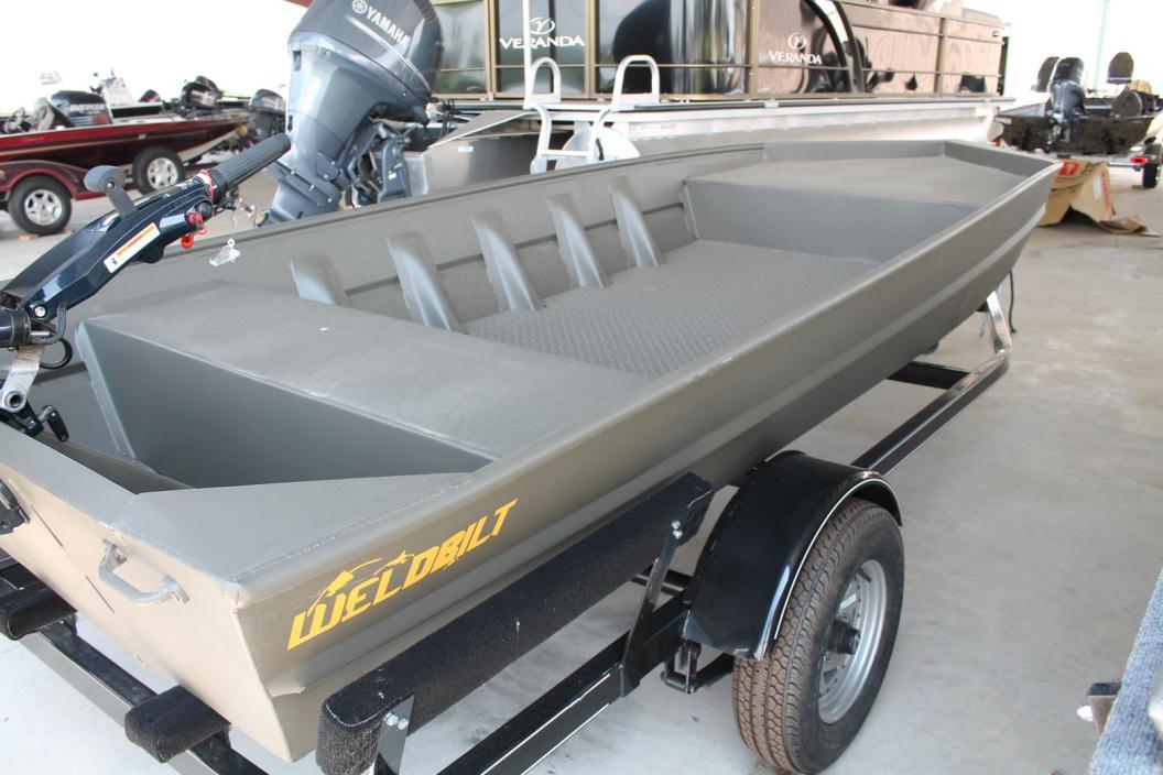 Weldbilt 1548v Boats for sale