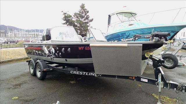 2012 Crestliner Crestliner RAPTOR 21