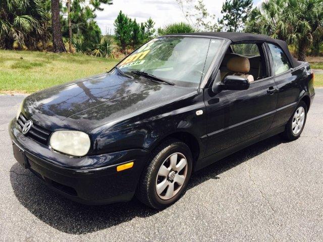 Volkswagen cabrio cars for sale in florida for 2000 vw cabrio window regulator