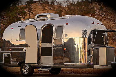 Airstream Globetrotter RVs for sale