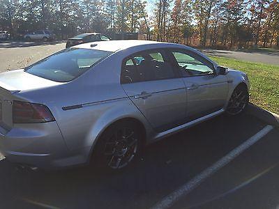 Acura : TL 2008 acura tl type s sedan