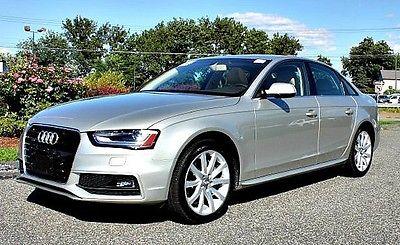 Audi : A4 Premium Plus 2014 audi premium plus