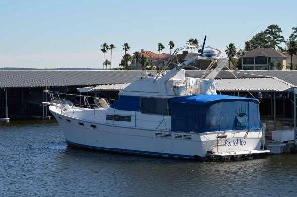 1998 Bayliner 3888 Motoryacht